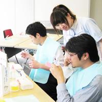 企業歯科検診スタッフの歯科衛生士募集