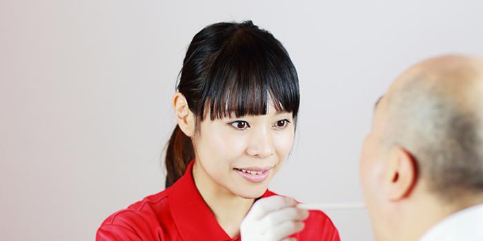 トータルリハセンター勤務の歯科衛生士