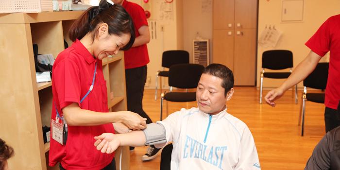 トータルリハセンター勤務の看護師の求人