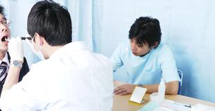 歯科検診運営スタッフのイメージ