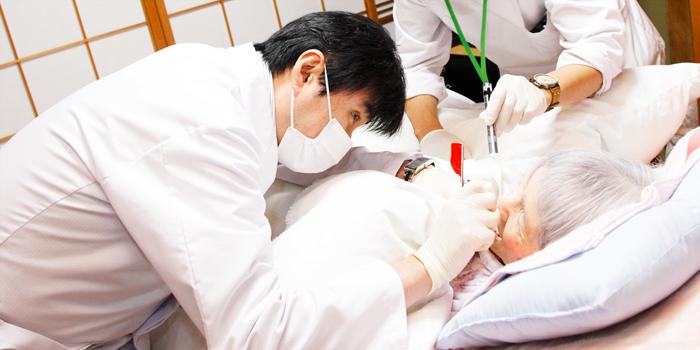 訪問歯科診療および外来担当の歯科医師の求人情報
