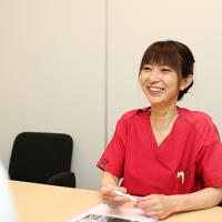 DS訪問看護ステーション勤務の看護師