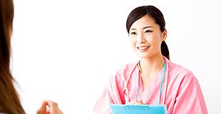 地域連携担当の看護師のイメージ